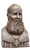 Bronzebüste Abt Bonaventura
